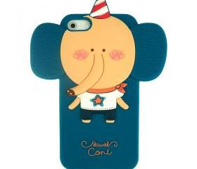 Cute Elephant Soft Case for iPhone 4/4S