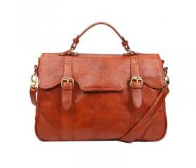 Vintage Style Postman Satchel